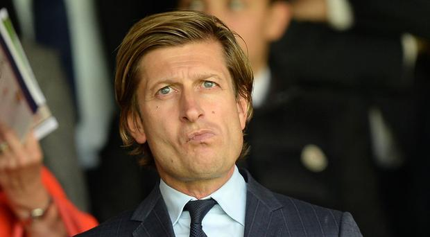 Steve Parish, pictured, can still attract a top manager to Crystal Palace, according to Keith Millen