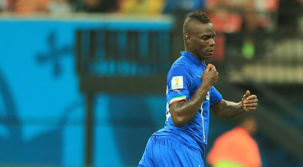 Mario Balotelli, pictured, has signed for Liverpool