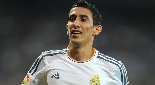 Angel Di Maria is set for Manchester United