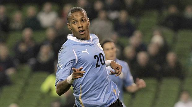 Abel Hernandez could soon switch Palermo for Hull
