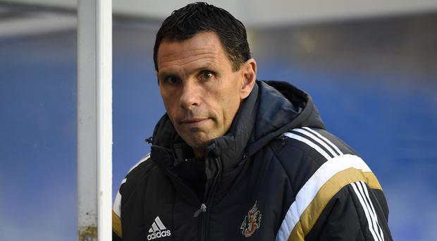 Gus Poyet is still working on player recruitment