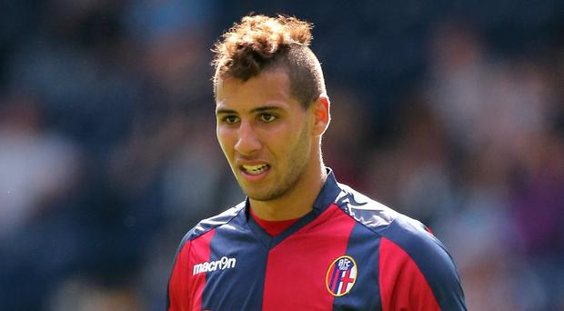 Saphir Taider was an unused substitute in all three Southampton games
