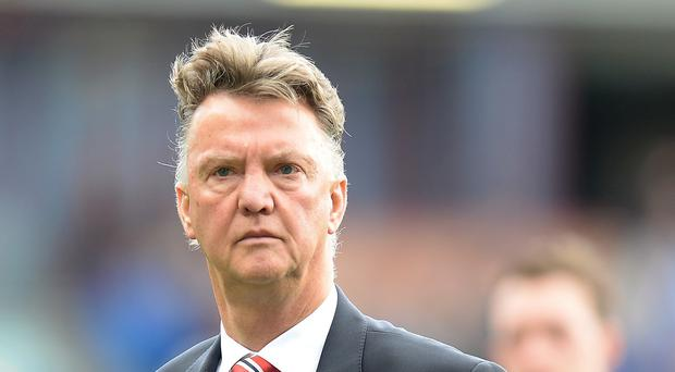 Louis van Gaal and Manchester United will be the centre of attention on deadline day