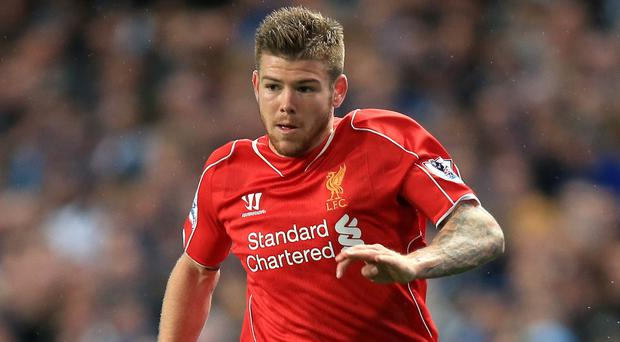 Liverpool's Alberto Moreno had a point to prove after a disappointing debut