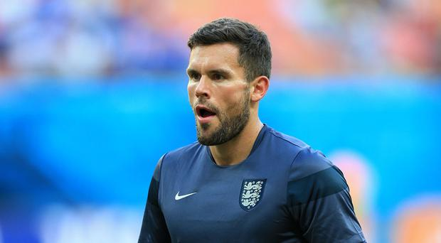 Ben Foster will have his thumb injury reassessed on Monday