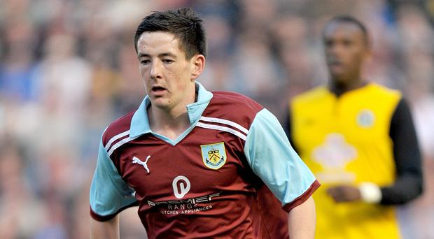 Luke Conlan is back with Burnley after initially being released