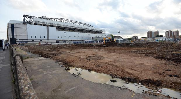 Tottenham have announced a delay in them moving into a new stadium