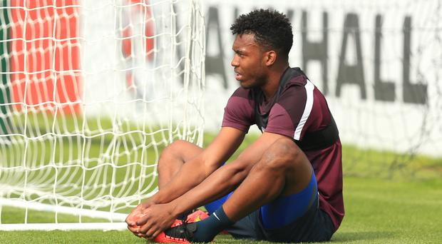 Liverpool manager Brendan Rodgers has criticised England's handling of Daniel Sturridge, pictured
