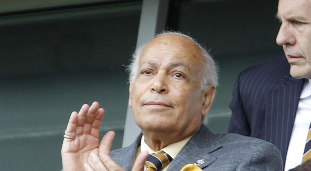 Hull owner Assem Allam has revealed he put the club on the market back in April