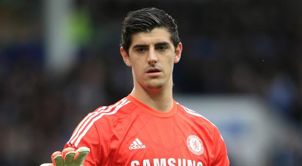 Thibaut Courtois has been Chelsea's number one at the start of the new season