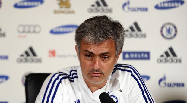 Team game: Jose Mourinho refused to criticise individuals