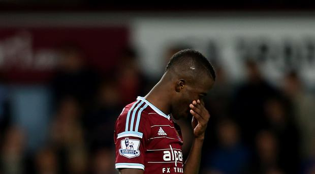 Enner Valencia, pictured, is ready to take on the Premier League, according to West Ham manager Sam Allardyce