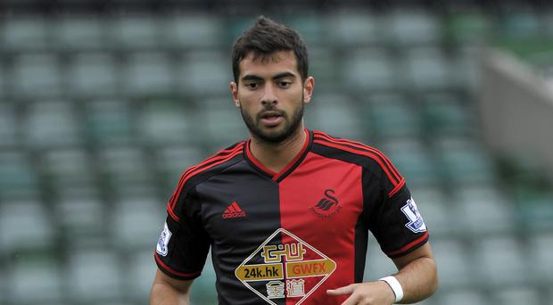 Jordi Amat has suffered an untimely injury