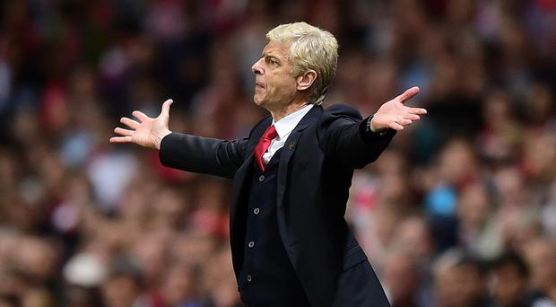 Arsene Wenger rues two missed opportunities in the transfer market