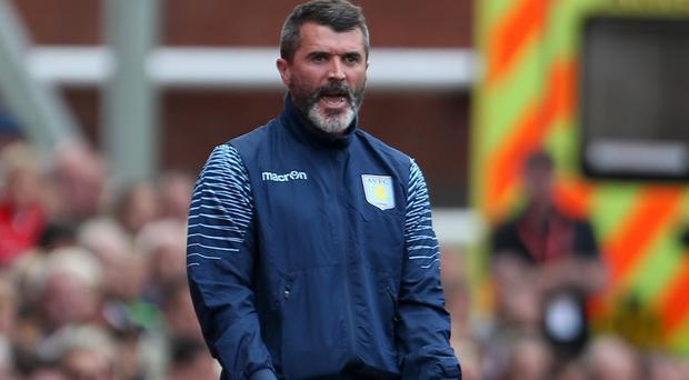 Alan Hutton has praised the influence of Roy Keane, pictured