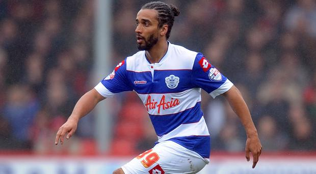 Benoit Assou-Ekotto, pictured playing for QPR last season, will serve a three-match ban