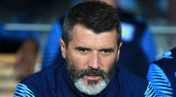 Aston Villa coach Roy Keane has fired-up the dressing room