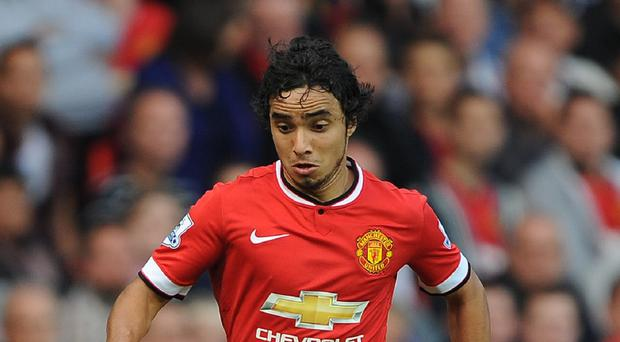 Rafael is keen to earn an extension to his Manchester United contract
