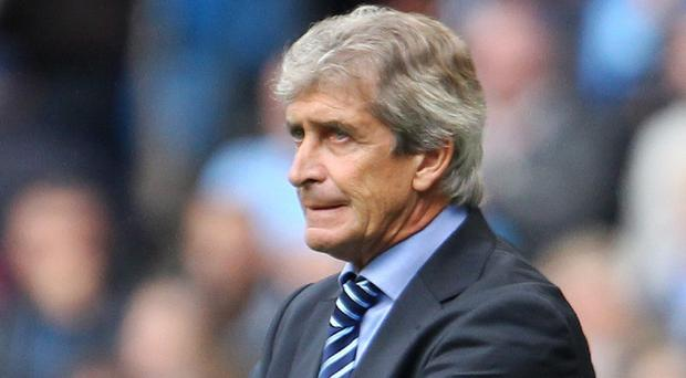 Manuel Pellegrini cannot get his head around UEFA's Financial Fair Play rules