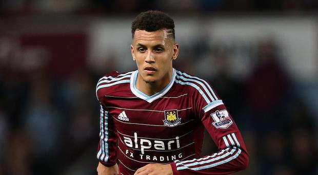West Ham's Ravel Morrison is joining Cardiff on a three-month loan deal