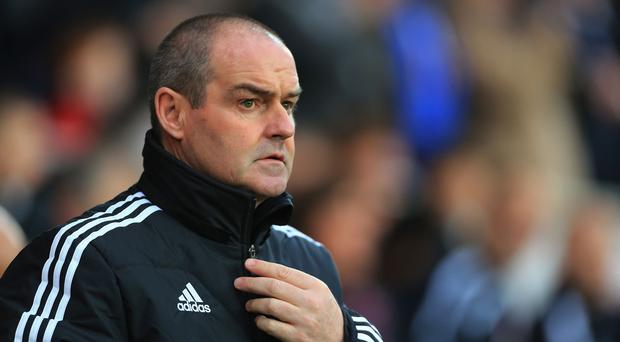 Steve Clarke feels he deserved more time at West Brom