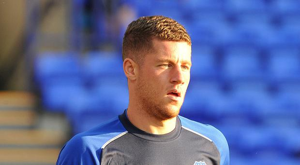 Rumoured Manchester City target Ross Barkley is ahead of schedule in his recovery from a knee injury