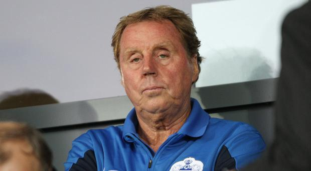 Harry Redknapp's QPR have yet to win a league match this season