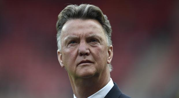 Louis van Gaal is down to the bare bones at centre-back