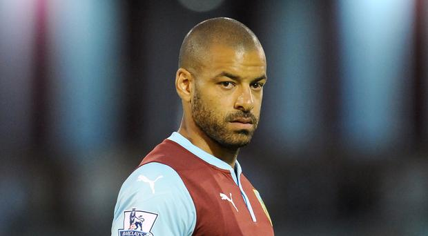 Steven Reid, pictured, played alongside his current manager Sean Dyche at Millwall