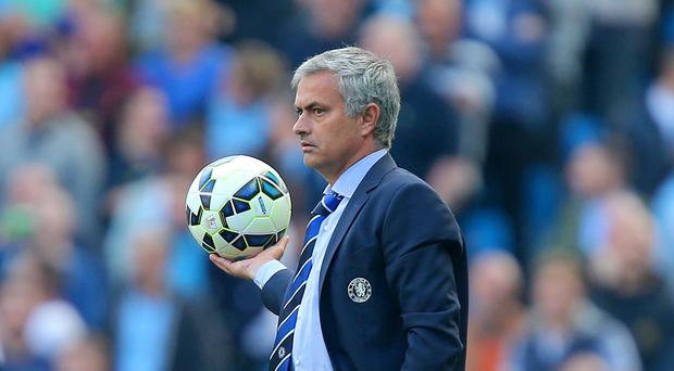 Jose Mourinho has fired out a warning to Chelsea's Premier League rivals
