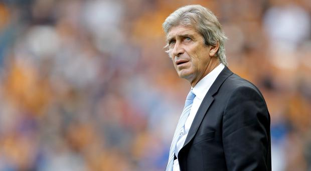 Manchester City manager Manuel Pellegrini never doubted his side would beat Hull