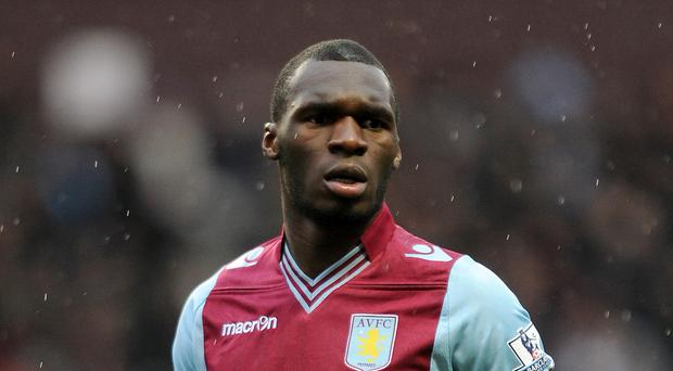 Christian Benteke is nearing an Aston Villa comeback after his injury lay-off