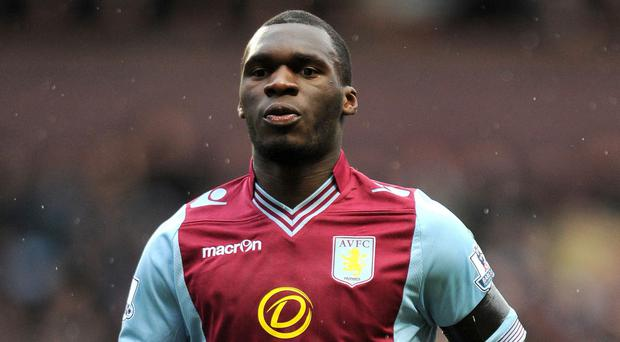 Christian Benteke is closing in on a return to first-team action for Aston Villa