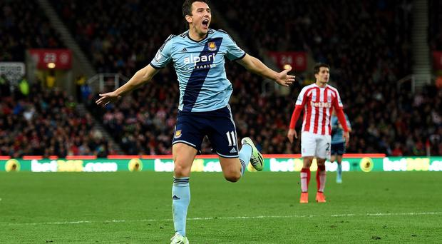 Stewart Downing capped off West Ham's fightback from two goals down