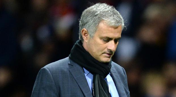 Chelsea manager Jose Mourinho was less than impressed with his side's support during the 2-1 win over QPR on Saturday
