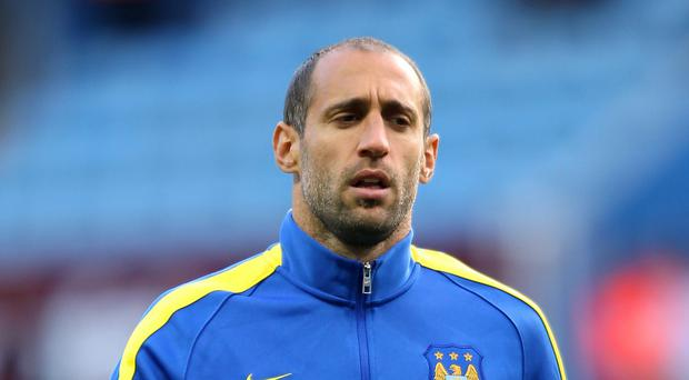 Pablo Zabaleta is glad to see confidence levels back up at Manchester City
