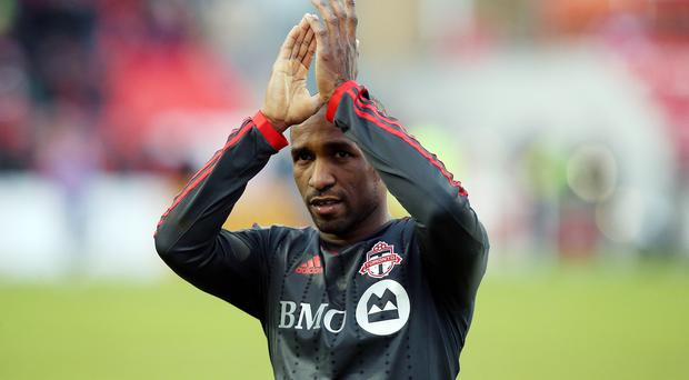 Harry Redknapp would like to sign Jermain Defoe, pictured, in January