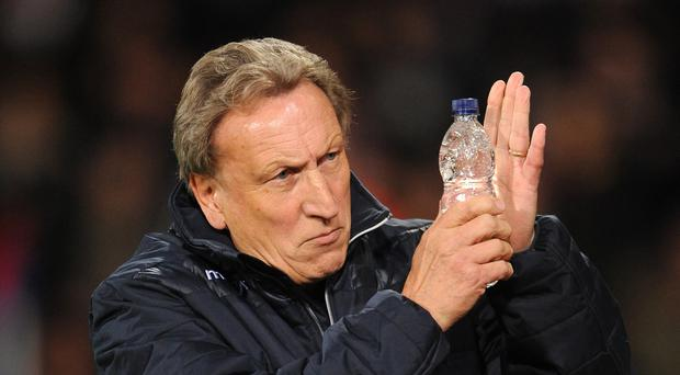 Neil Warnock was fined £9,000 by the FA on Wednesday