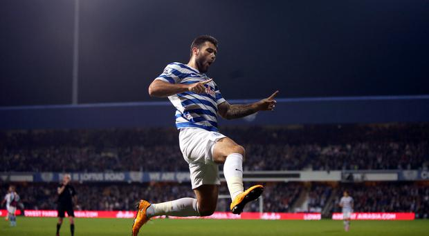 Charlie Austin has scored 22 goals in 40 league appearances since joining QPR in August 2013