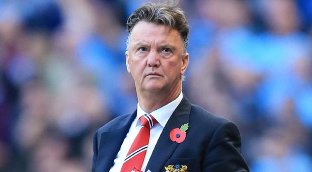 Louis van Gaal had three car crashes in eight years, all brought on by sheer fatigue