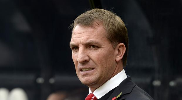 Liverpool manager Brendan Rodgers knows his side face a tough task on Saturday