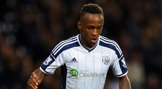 West Brom's Saido Berahino has earned his first England call-up