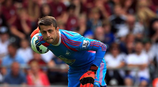 Swansea's Lukasz Fabianski is relishing a meeting with old club Arsenal