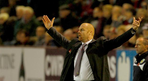 Sean Dyche is keen for Burnley to quickly add further victories to the triumph over Hull
