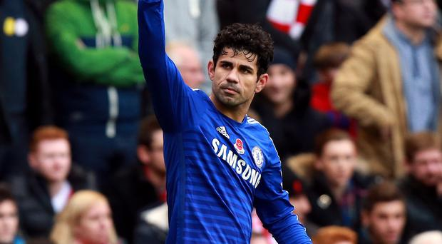 Diego Costa will have time to rest during the international break