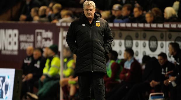 Steve Bruce was 'embarrassed' by Hull's performance against Burnley