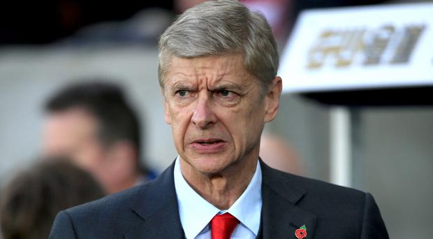 Arsenal manager Arsene Wenger believes his side must concentrate on their own game rather than worry about what they might face both on and off the pitch