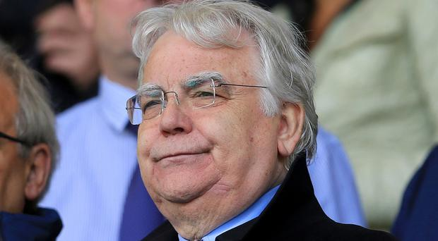 Bill Kenwright, pictured, has responded to Roy Keane's criticisms of Everton