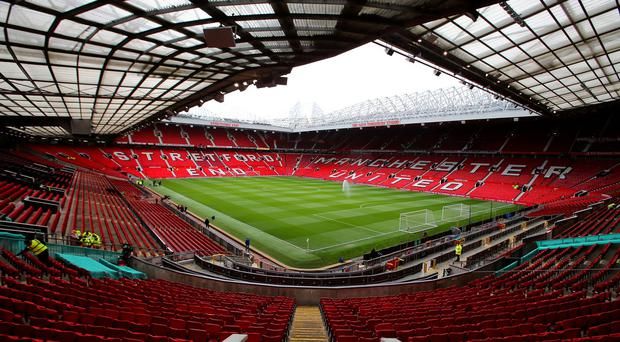 Manchester United has published financial results for the three months to the end of September