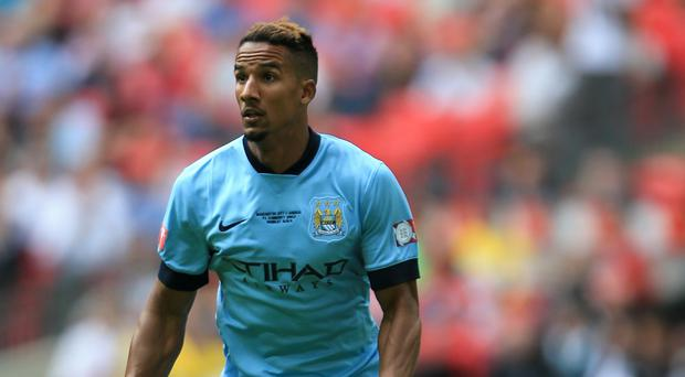 Manchester City's Scott Sinclair will consider his future in January